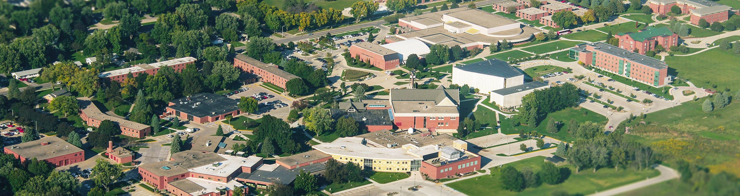 Campus Map : About Dordt : Dordt College Reformed, Christian